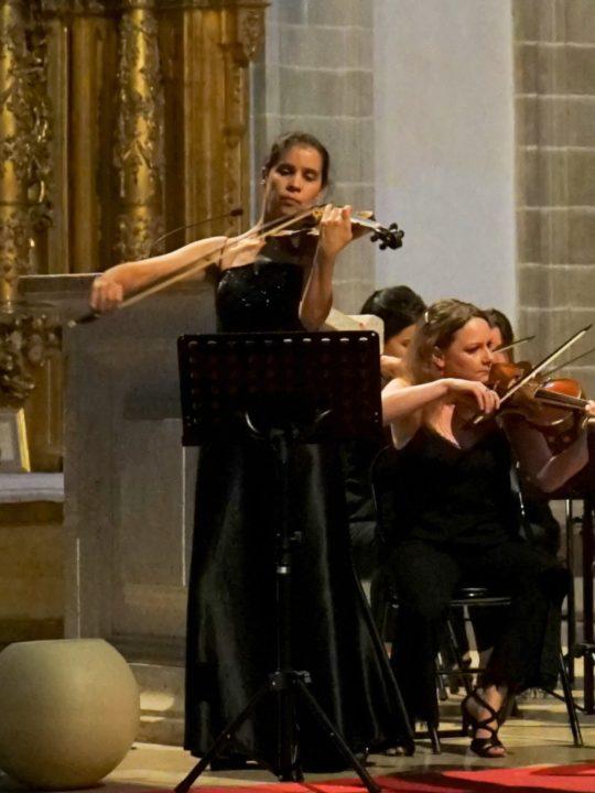 18 Ars Orquesta Abadia de Samos, Lugo (F.Joaquin Leal)
